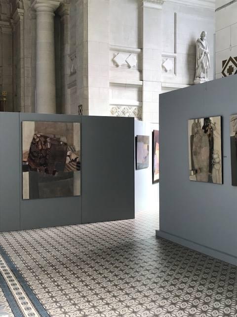 Exposition personnelle de catherine s v rac art en for Salon des beaux arts