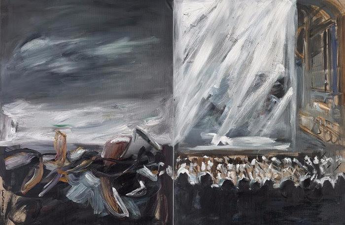 Itin rance une exposition de bruno moinard la galerie for Salon des beaux arts