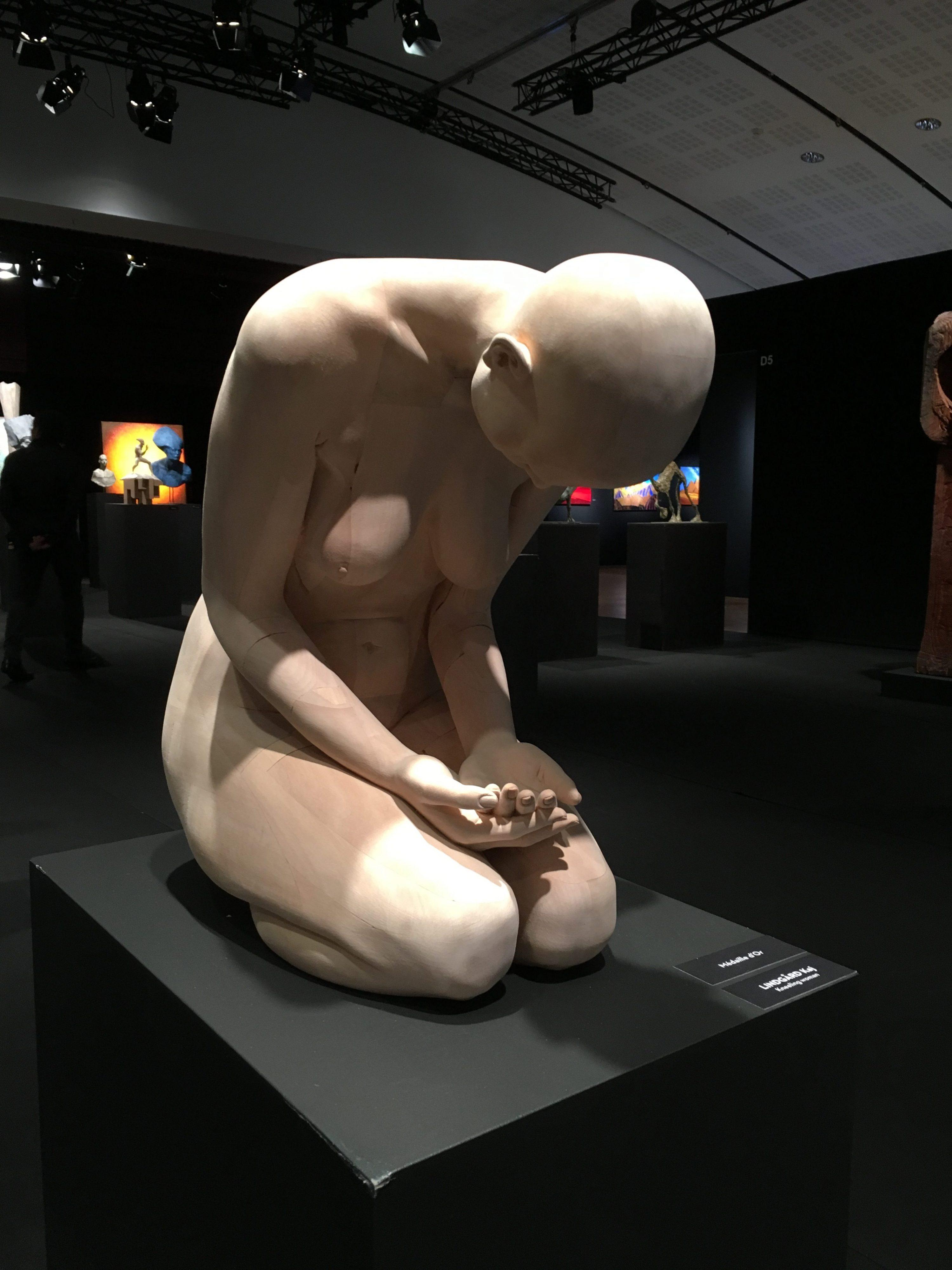 Kaj Lindgård • Médaille d'or en Sculpture