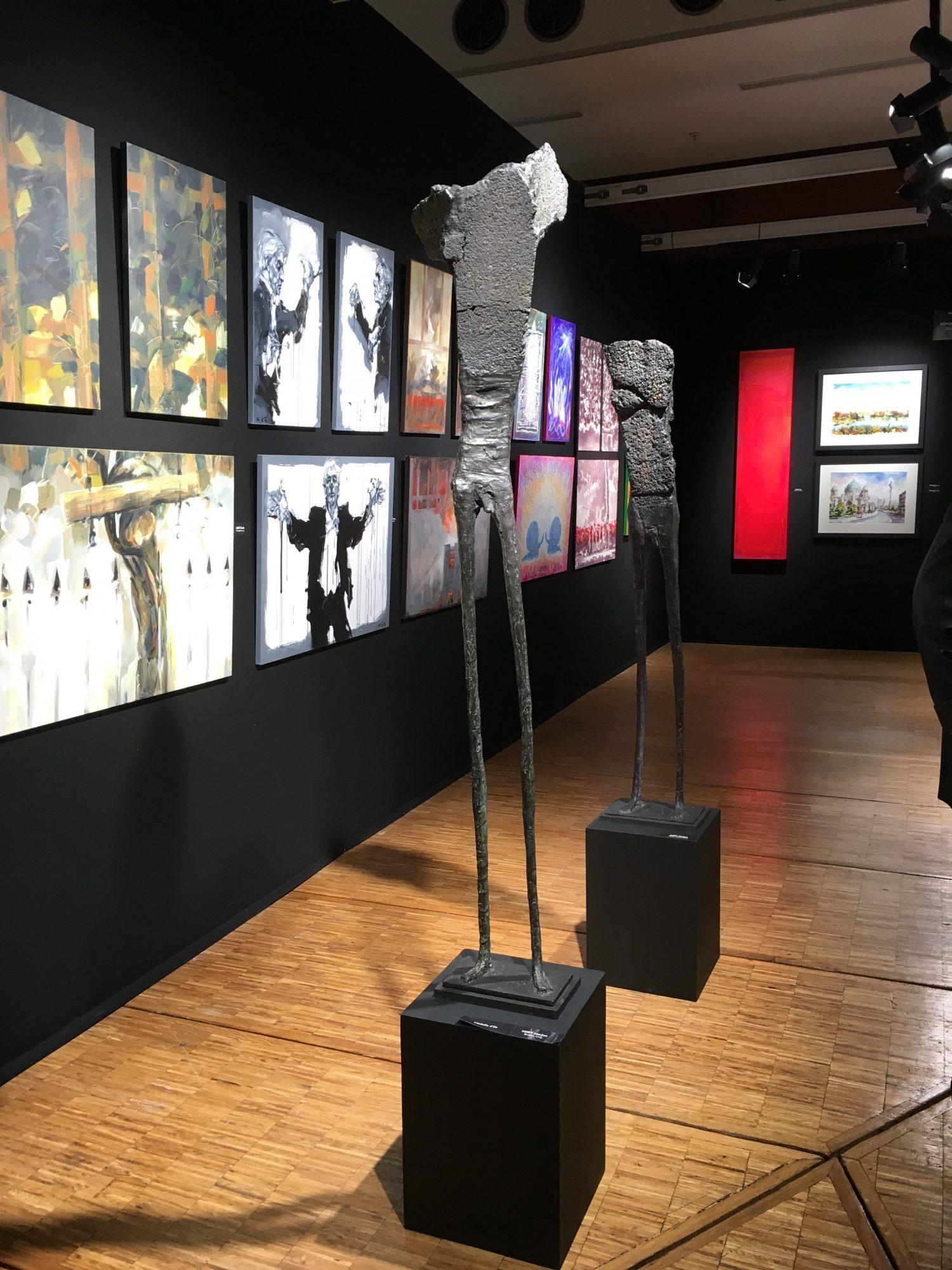 Salon des Beaux Arts 2017 – Salle Le Nôtre