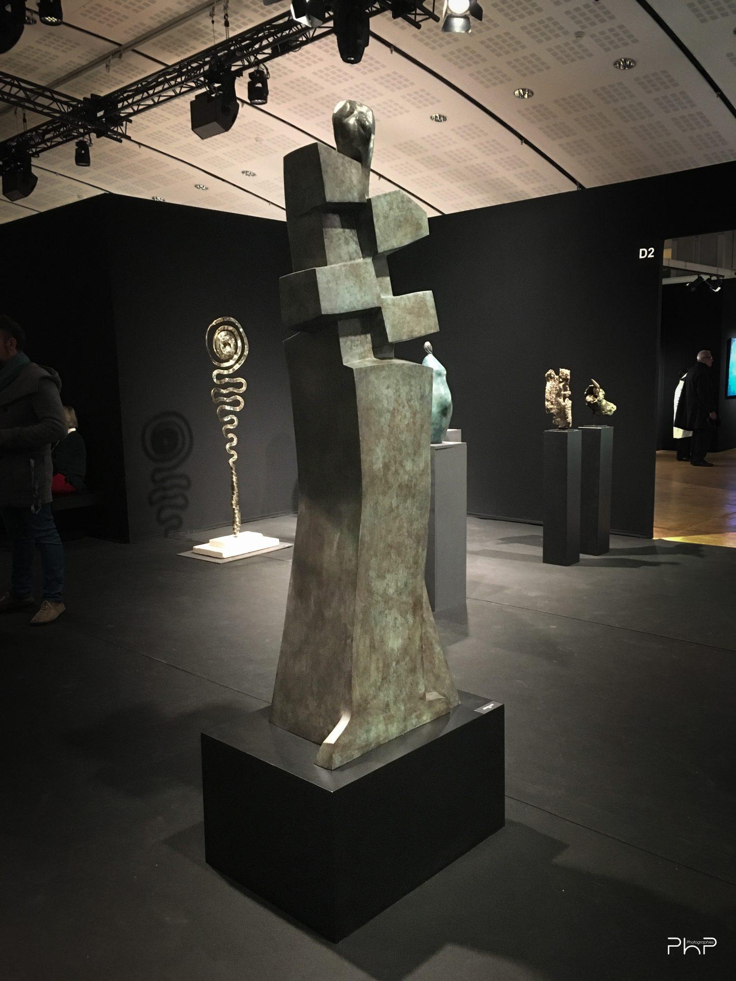 André Abram • Médaille de bronze en sculpture du jury inivté • Aide de l'ADAGP