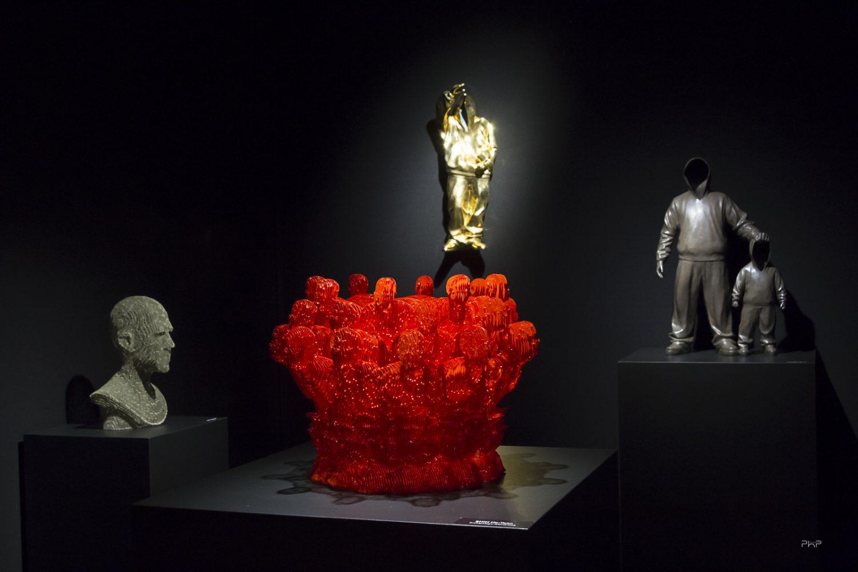 Ho-Yoon Shin • Médaille d'argent en sculpture