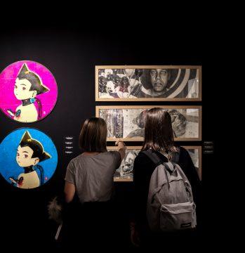 Salon des Beaux Arts 2019 © Lo Kee
