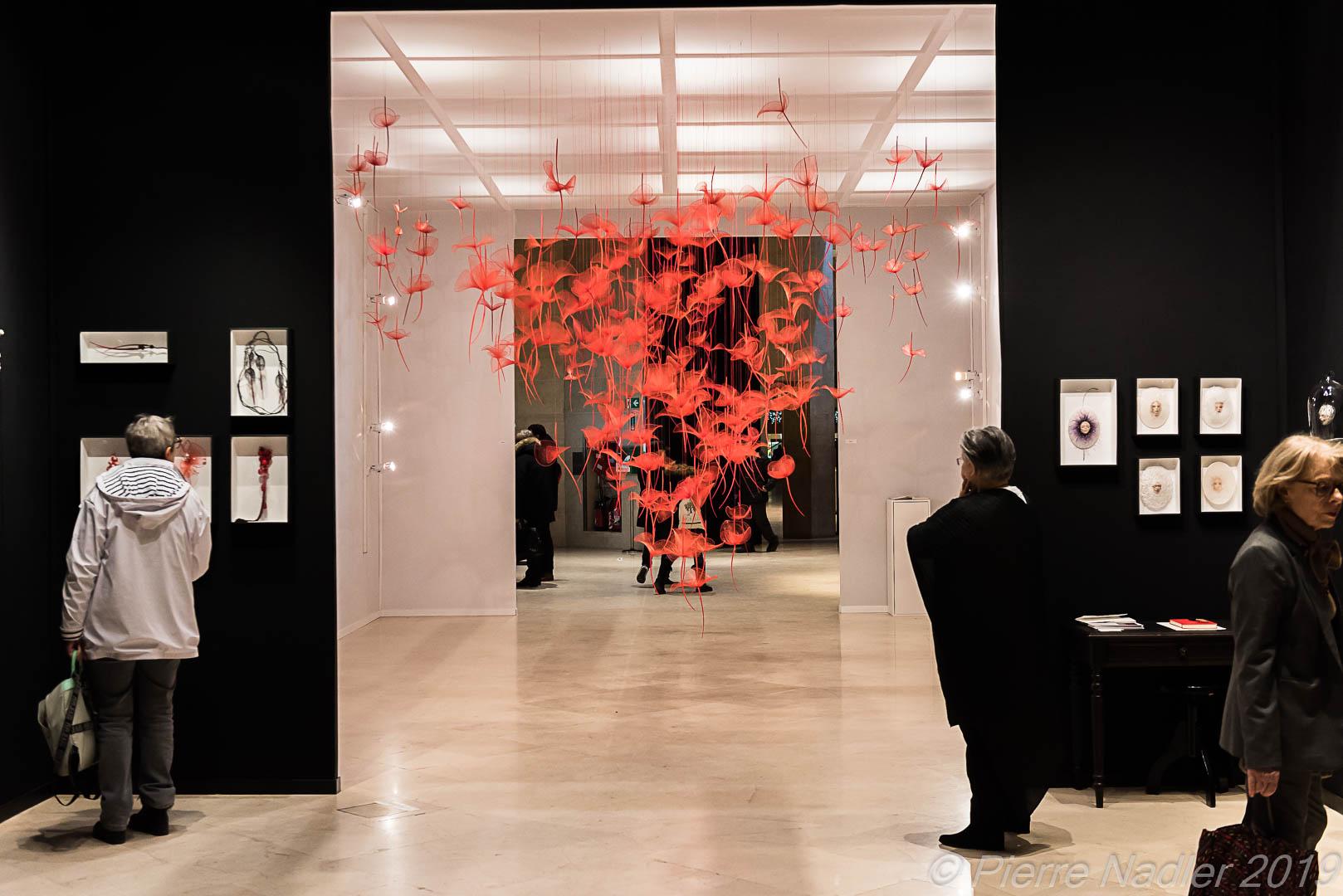Entrée du Salon des Beaux Arts 2019
